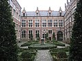 Garden of Museum Plantin Moretus, Antwerp, Belgium - panoramio (1).jpg