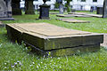 Gartenfriedhof cemetery Marienstrasse Hanover Germany grave Johann Georg Hartman.jpg