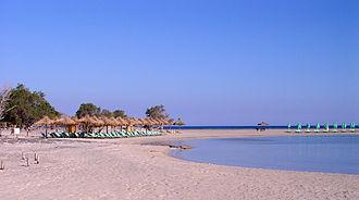 Elafonisi - Image: Gatm 2006 05 14 19 Greece Crete Elafanissos