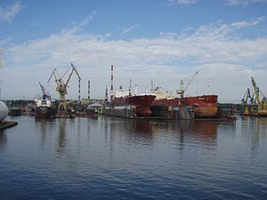 Gdańsk Shiprepair Yard Remontowa.JPG