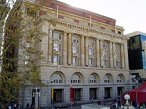 Forrest Place - Image: General Post Office Perth Wai Hong