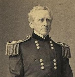 John Adams Dix - Major General Dix