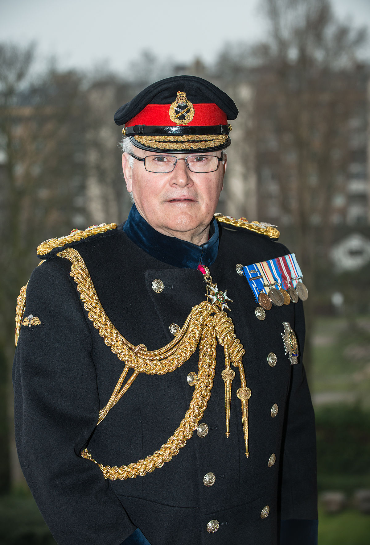 Peter Wall British Army Officer Wikipedia