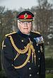 General Sir Peter Wall in No 1 uniform