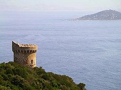Genoise tower in corsica.jpg