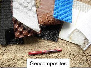 Geocomposite - Image: Geocomposites 1