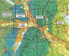 Geology of the DallasFort Worth Metroplex Wikipedia