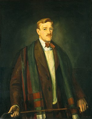 Chester Dale - Portrait of Chester Dale by George Bellows, 1922, National Gallery of Art, Washington, D. C.