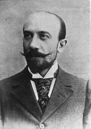 Georges Méliès - Georges Méliès, c. 1890