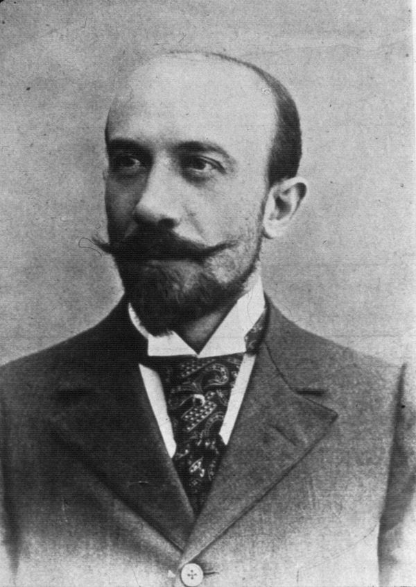 Photo Georges Méliès via Wikidata