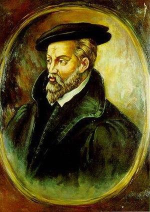 Agricola, Georg (1494-1555)