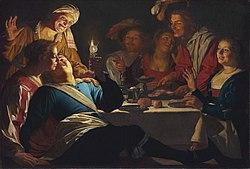 Gerard van Honthorst: The Prodigal Son