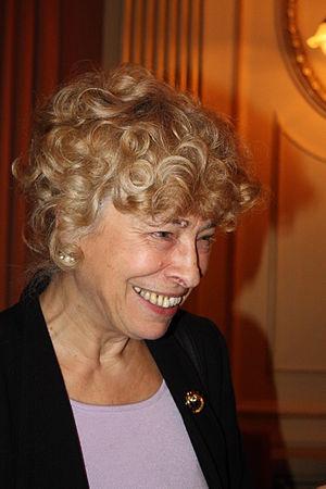 German presidential election, 2004 - Image: Gesine Schwan in Heidelberg