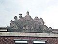Gevelbekroning Jo Uiterwaal Nachtegaallaan in Eindhoven.jpg