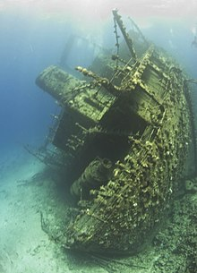 Shipwreck - Simple English Wikipedia, the free encyclopedia