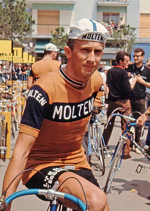 Molteni - Gianni Motta at the 1966 Giro d'Italia