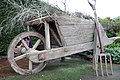 Giant Wheelbarrow in the Surrealist Garden at Hamilton Gardens, New Zealand.jpg