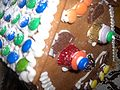 Gingerbread house with candy-1.JPG