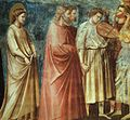 Giotto di Bondone - No. 12 Scenes from the Life of the Virgin - 6. Wedding Procession (detail) - WGA09185.jpg