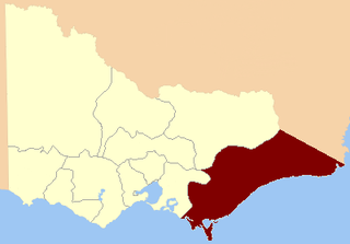 Electoral district of Gipps Land