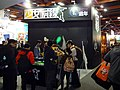Girls' Frontline booth, Taipei Game Show 20180126.jpg