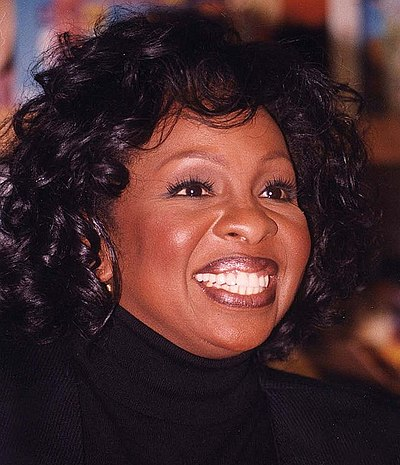 Picture of a band or musician: Gladys Knight