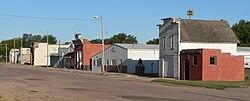 Centre-ville de Glenvil: Winters Avenue