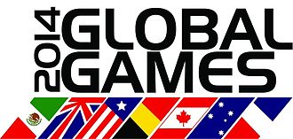 2014 IQA Global Games - Image: Global Games Logo