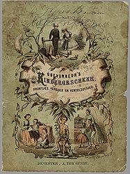 Goeverneur's kindergeschenk: prentjes, versjes en vertelseltjes / J.J.A. Goeverneur