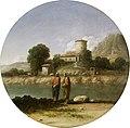 Goffredo Wals - Landschaft mit Jesus und Johannes dem Täufer.jpg