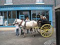 Going for a ride at Blists Hill Open Air Museum (2) - geograph.org.uk - 1456408.jpg