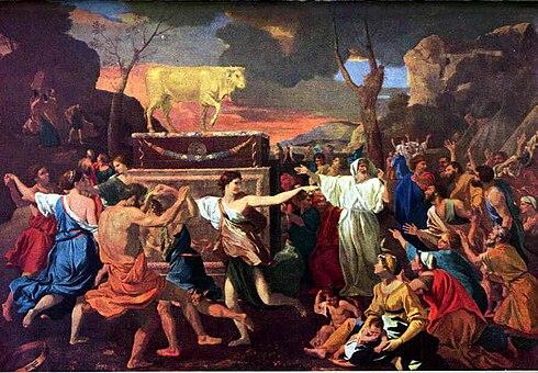 پرستش گوساله