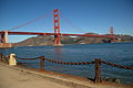 Golden Gate Bridge seen from the Presidio in San Francisco 34.jpg