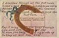 Good luck, well wish, postcard, image of a horseshoe (NBY 423641).jpg