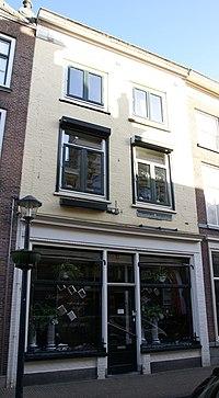 Gorinchem - rijksmonument 16651 - Molenstraat 31 20120311.jpg