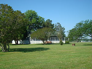 National Register of Historic Places listings in Virginia Beach, Virginia - Image: Governor House 2Camp Pendleton