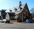 Grade II listed St David's Priory Church, Swansea - geograph.org.uk - 2825730.jpg
