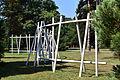 Grafenegg - KöR-ID 612 - Skulptur im Schlosspark in Grafenegg von Werner Feiersinger 2008 - I.jpg