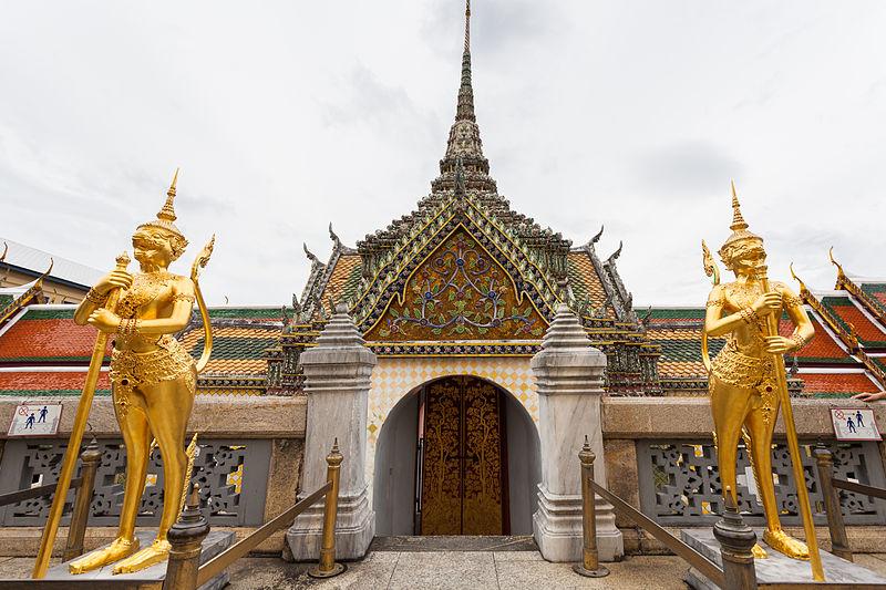 File:Gran Palacio, Bangkok, Tailandia, 2013-08-22, DD 10.jpg