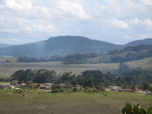 Guianan savanna - Savanna in the Canaima National Park