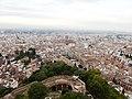 Granada, Centro desde Alhambra (2).jpg