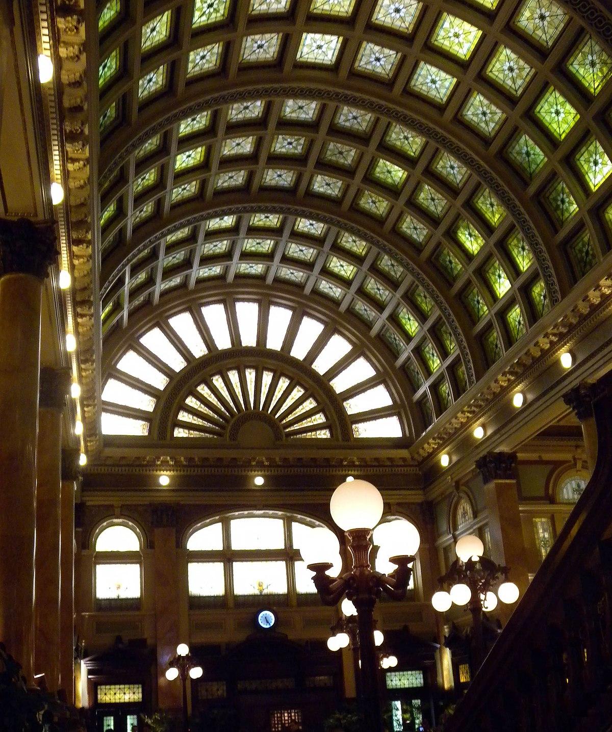 Pittsburgh & Lake Erie Railroad Station - Wikipedia