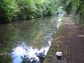Grand Union Canal near Tring railway station - geograph.org.uk - 582655.jpg