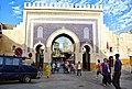 Grande Porte Bab Boujloud, Fes, Morocco - panoramio (1).jpg