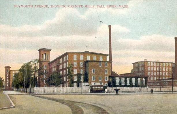 Granite Mills, Fall River, MA