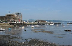 Granton Harbour. - geograph.org.uk - 16174.jpg