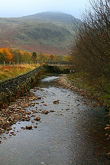 Der Great Langdale Beck