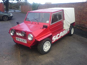 Mini Scamp - Mk3 Mini Scamp
