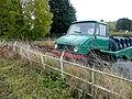 Green 1967 Unimog - geograph.org.uk - 1550544.jpg