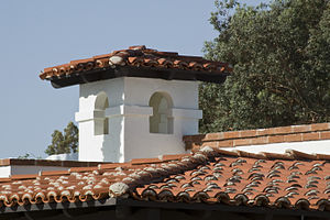 Green Valley, Arizona - Tile rooftop in Green Valley